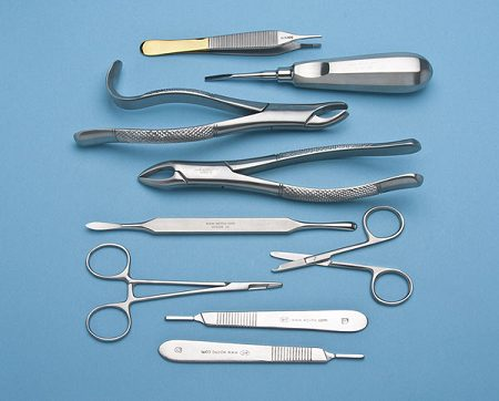 Tools Used For Wisdom Teeth Removal Dr Paulo Pinho