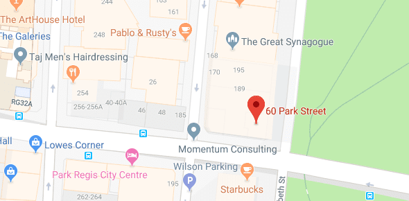 DR PAULO PINHO OPERATES IN THE FOLLOWING LOCATION - SYDNEY