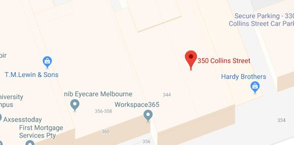 DR PAULO PINHO OPERATES IN THE FOLLOWING LOCATION - MELBOURNE