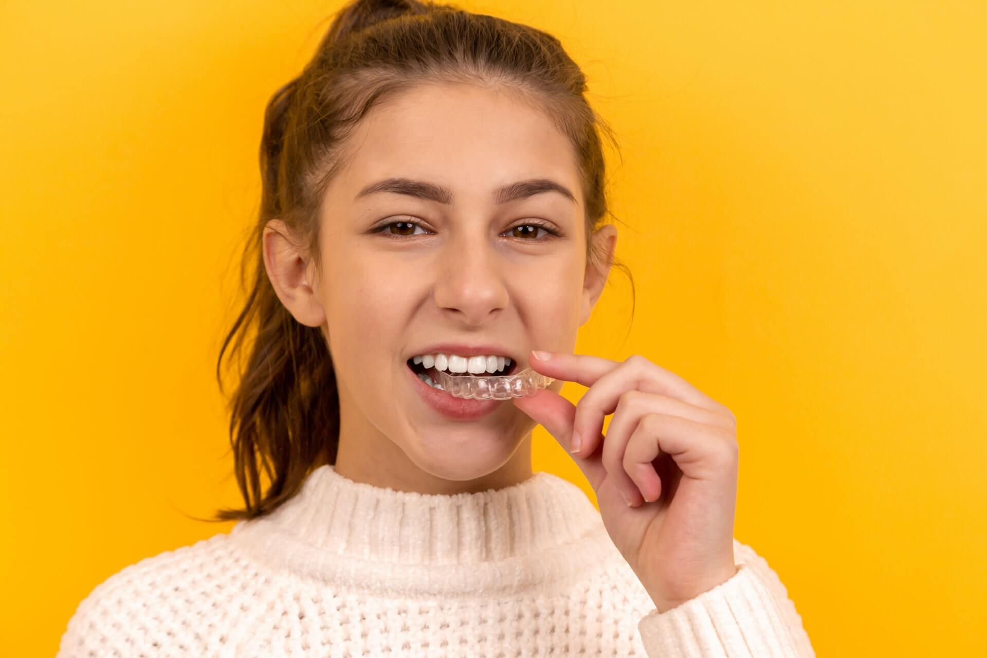 Who can benefit from Clear Correct Invisible Braces?